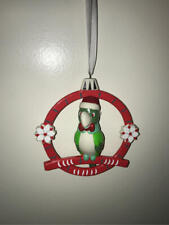 Disney Parks Tiki Room Metal Ornament New