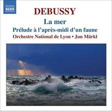 Jun M rkl, C. Debuss - La Mer / Prelude a L'apres-Midi D'un Faune [New CD]