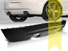 Approccio posteriore Spoiler posteriore Diffusore per VW Golf 5 per GT GTI ottica Duplex
