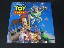 Disney's TOY STORY Letterbox  Extended Play EP Laserdisc  Pixar Tom Hanks 1997