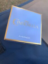 Limited Edition Mac Disney Cinderella Iridescent Powder Compact Blush Makeup