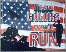 These Colors Won't Run #2226 Reproduction
