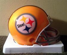 Riddell PITTSBURGH STEELERS Throwback Mini Helmet 1962 - NEW