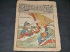 JOURNAL BD L'ÉPATANT N°1358 du 9 AOUT 1934 THOMEN