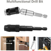 Multifunctional Drill Bit Connect Rod Electric Drill Adapter Repair Link Tools