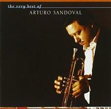 The Very Best Of Arturo Sandoval w/ Artwork MUSIC AUDIO CD Jazz Instrument Latin