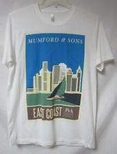 Mumford & Sons 2013 East Coast USA Tour T-Shirt, Mens Size X-Large A1 2226
