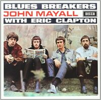 Blues Breakers  John Mayall with Eric Clapton Vinyl Record