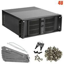 "4U Rackmount Server Chassis Case 6x 5.25"" & 2x 3.5"" Drive Bays Hot Swap USB Port"