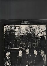 ARTERY - number four (live in amsterdam) LP