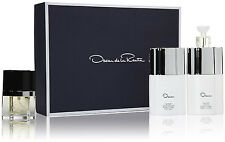 OSCAR DE LA RENTA GIFT SET INCLUDES LOTION AND BODY BATH