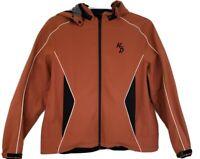 Harley Davidson Hoodie Jacket Soft Shell w/ Removable Hood Reflective Women's 1W