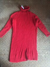 M&S Red Long Jumper - Size XL *BRAND NEW*
