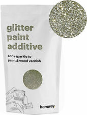 Hemway Glitter Sand Additive for Varnish Walls - Gold