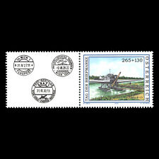 Austria 2005 - Day of the Stamp Aviation - Sc B375 MNH