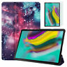 For Samsung Galaxy Tab A 10.1 2019 SM-T510/T515 Case Cover+Screen Protector Film