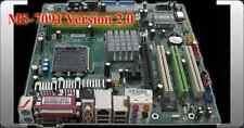 MEDION MSI MS-7091 VERSION 2.0 INTEL SOCKEL 775 MS7091 IEEE LAN AUDIO mATX TOP