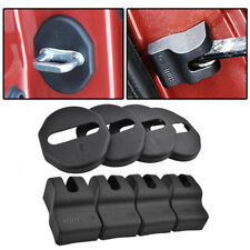 For Mitsubishi Outlander Sport 2010-on Door Catch Cover Stopper Hinge Protection
