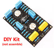 Low Distortion Tube Preamplifier Preamp Board DIY Kit fit for 12AX7 / 21AU7 Tube