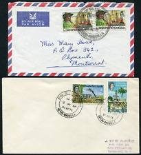 ST. KITTS-NEVIS: (17796) CAYON cancel/cover