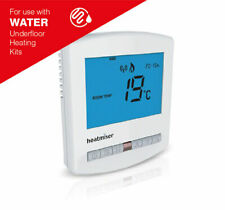 Heatmiser Wireless Slimline RF Programmable Room Thermostat
