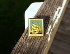 Statue of Liberty Operation Sail 1986 Ship Lady Torch New York  NY Pin Pinback