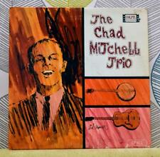 THE CHAD MITCHELL TRIO - Self-Titled [Vinyl LP,1964] USA Import CP 411 Mono *EXC