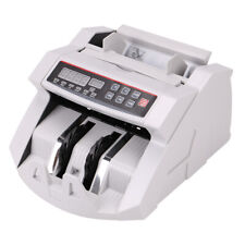 More details for automatic bank note bill counter currency money pound euro cash count machine uk