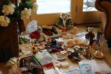 teddy bear making supplies