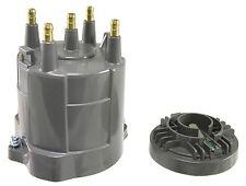 Distributor Cap and Rotor Kit-Premium Brass Terminals Wells DR2010G