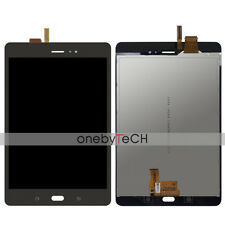Grey LCD Screen Touch Assembly For Samsung Galaxy Tab A 8.0 LTE with S Pen P355