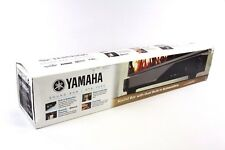 "Yamaha ATS-1030 Sound Bar with Dual Built-in Subwoofers and Bluetooth 35"" Black"