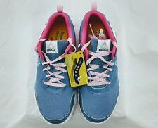 Reebok zpump instinct ww AR1562 slate/rose/pink/white running shoe junior size 5