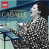 Montserrat Caballé -Montserrat Caballe sings Belli New CD