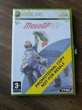 Moto GP 07 Pal Xbox 360 *New & Sealed* Promotional copy full game. Free Post
