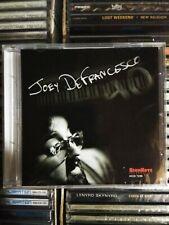 JOEY DEFRANCESCO / 40 CD Brand New Sealed