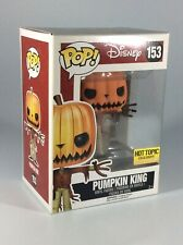 Funko POP! Disney NBC: Pumpkin King GiTD Hot Topic Exclusive #153