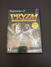 PS2G3O5 PRYZM -- Chapter One: The Dark Unicorn (Sony PlayStation 2, 2002)