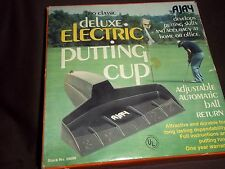 AJAY Pro Classic Deluxe Electric Putting Cup - Golf