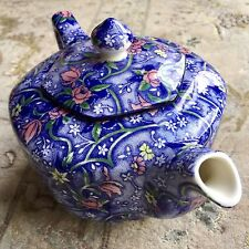 """Vintage Sadler """"Chintz"""" Teapot In Perfect Condition Commissioned By Ringtons"""
