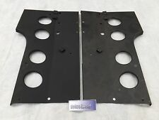 CLASSIC MORRIS MINOR R/H &  L/H TIE PLATE UK MADE BY US