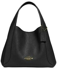 NWT COACH 78800 Hadley Hobo 21 ~Black