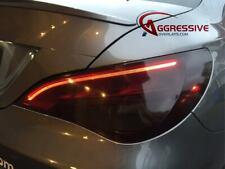 Mercedes Benz CLA 250 Tinted Tail Light Overlay Vinyl Film Precut Dark Smoke 20%