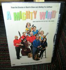 A MIGHTY WIND DVD MOVIE, MICHAEL MCKEAN, HARRY SHEARER, EUGENE LEVY, JANE LYNCH