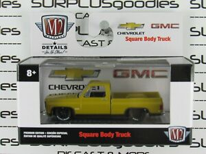 M2 Machines 2020 Auto Trucks R58 1973 CHEVROLET CHEYENNE Super 10 Custom SS