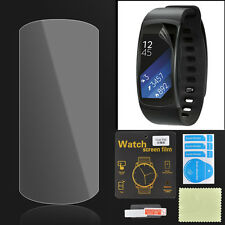 Screen Protector Guard Film for Samsung Gear Fit2 Smart Bracelet Band Wristband