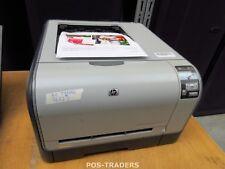 HP CP1515n CC377A A4 Color Laser Printer Drucker USB LAN 12ppm - 16629 PRINTS