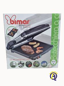 Bistecchiera a contatto griglia tostiera Grill BIMAR FL450.EU  1500 W barbecue