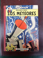 E.P. Jacobs - Blake et Mortimer - SOS Météores - EO belge - 1959 - Point suisse