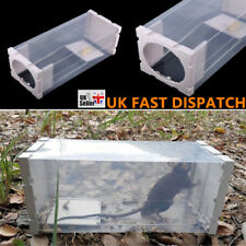 2 x Trip Trap Humane Live Catch Mouse Mice Trap Pest-Stop